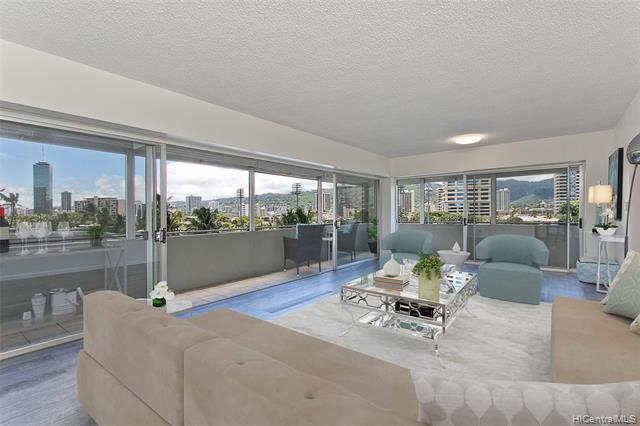 2015 Ala Wai Boulevard 5C, Honolulu, HI 96815 (MLS #201919817) :: The Ihara Team