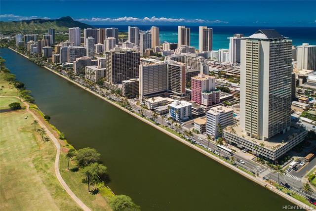 445 Seaside Avenue #1201, Honolulu, HI 96815 (MLS #201919854) :: Keller Williams Honolulu