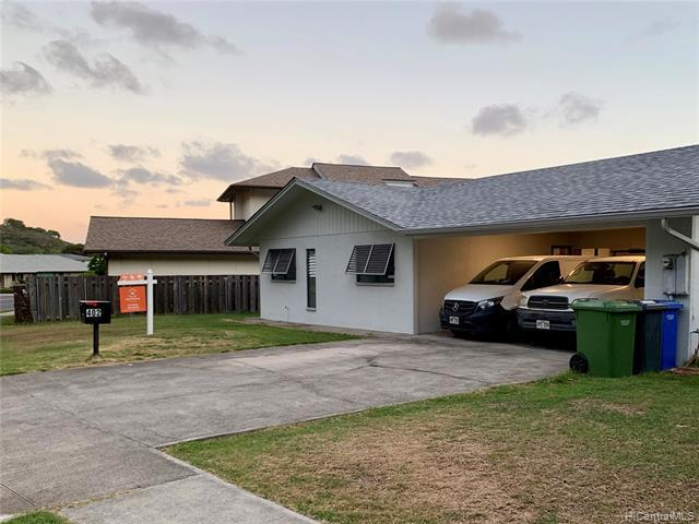 402 E Hind Drive, Honolulu, HI 96821 (MLS #201919862) :: The Ihara Team