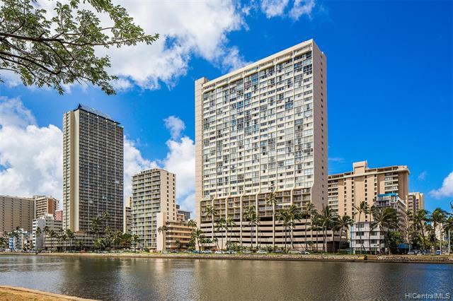2211 Ala Wai Boulevard, Honolulu, HI 96815 (MLS #201919955) :: Barnes Hawaii