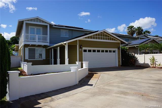 91-1029 Kamaehu Street, Ewa Beach, HI 96706 (MLS #201920961) :: Keller Williams Honolulu