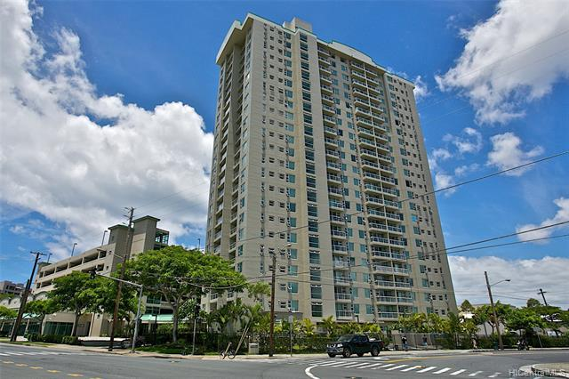215 N King Street #1704, Honolulu, HI 96817 (MLS #201920997) :: Keller Williams Honolulu