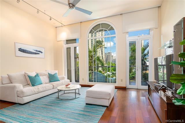 427 Launiu Street #402, Honolulu, HI 96815 (MLS #201921010) :: The Ihara Team