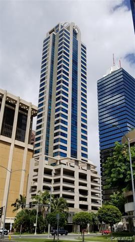 1199 Bishop Street 23A, Honolulu, HI 96813 (MLS #201921023) :: Elite Pacific Properties