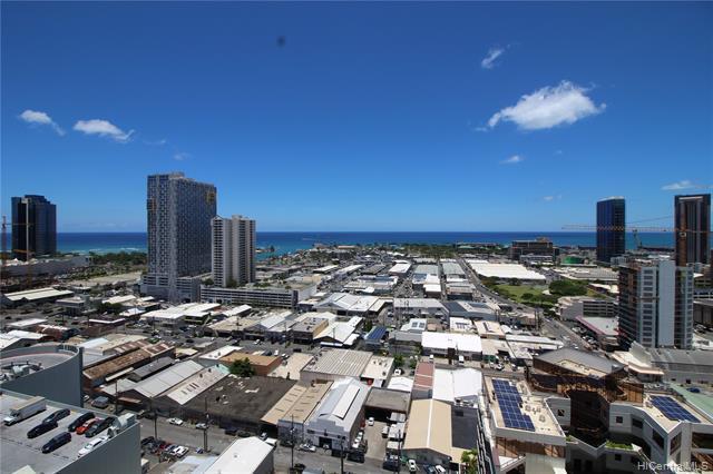 725 Kapiolani Boulevard #2402, Honolulu, HI 96813 (MLS #201921029) :: Keller Williams Honolulu