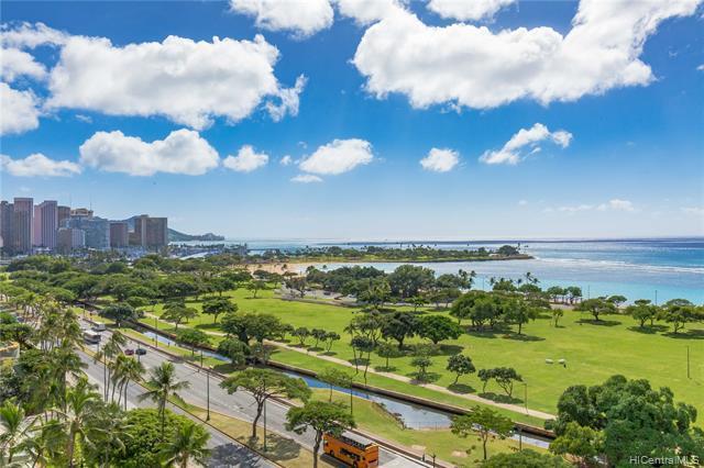 1288 Ala Moana Boulevard 11F, Honolulu, HI 96814 (MLS #201921047) :: The Ihara Team