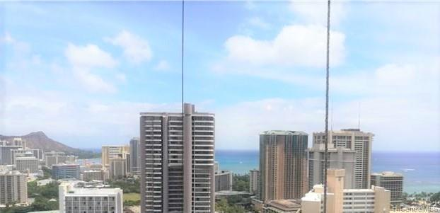 400 Hobron Lane #3509, Honolulu, HI 96815 (MLS #201921064) :: The Ihara Team