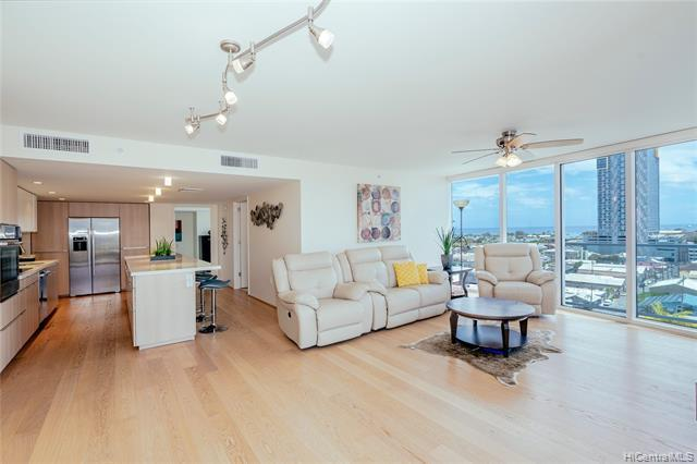 888 Kapiolani Boulevard #1109, Honolulu, HI 96813 (MLS #201921087) :: Keller Williams Honolulu