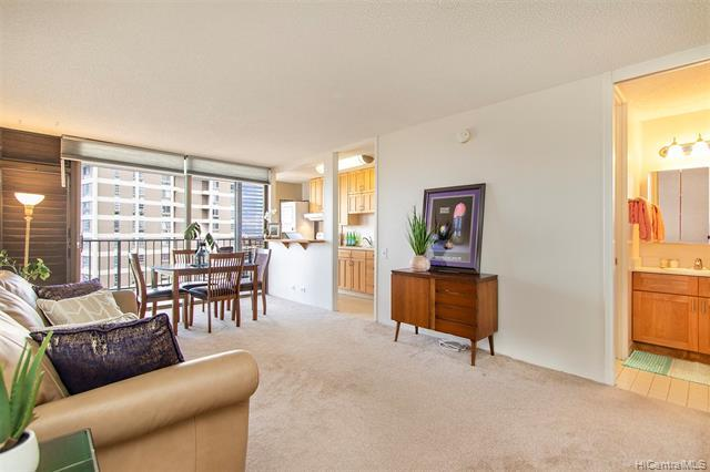 1630 Liholiho Street #1001, Honolulu, HI 96822 (MLS #201921099) :: The Ihara Team