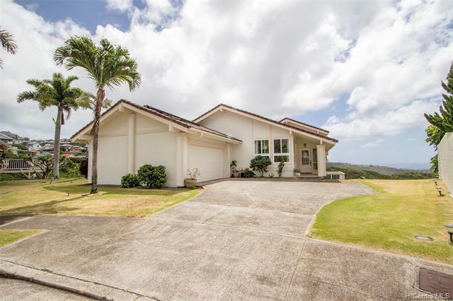 1025 Kalahu Place, Honolulu, HI 96825 (MLS #201921104) :: The Ihara Team