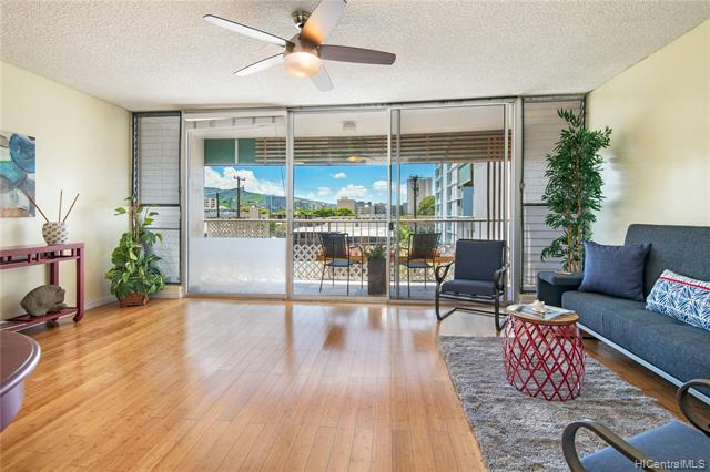 1314 Piikoi Street #405, Honolulu, HI 96814 (MLS #201921128) :: The Ihara Team