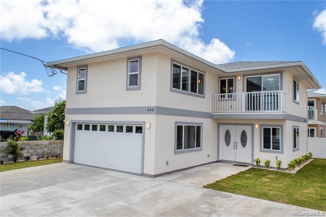 443 Kawainui Street 1 & 2, Kailua, HI 96734 (MLS #201921138) :: Barnes Hawaii