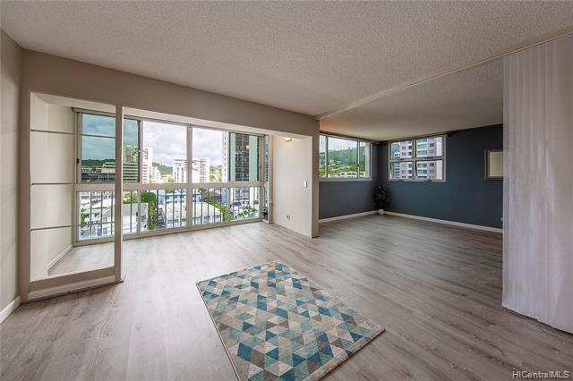 1710 Punahou Street #805, Honolulu, HI 96822 (MLS #201921167) :: The Ihara Team