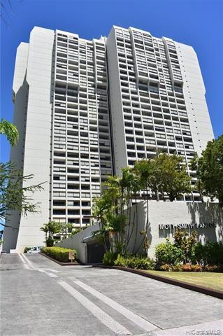 1717 Mott Smith Drive #1613, Honolulu, HI 96822 (MLS #201921174) :: Keller Williams Honolulu