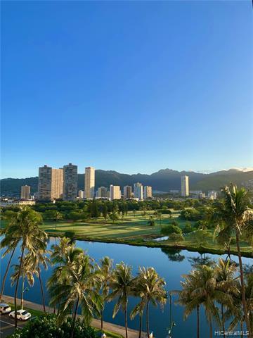 2355 Ala Wai Boulevard #901, Honolulu, HI 96815 (MLS #201921183) :: Keller Williams Honolulu