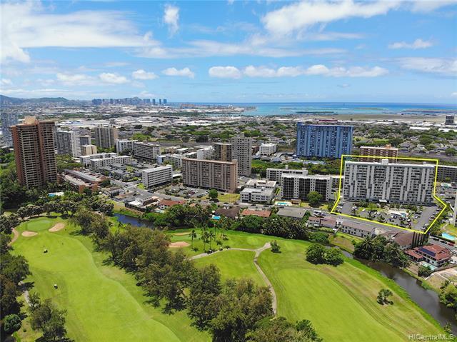 5210 Likini Street #1404, Honolulu, HI 96818 (MLS #201921185) :: Team Lally