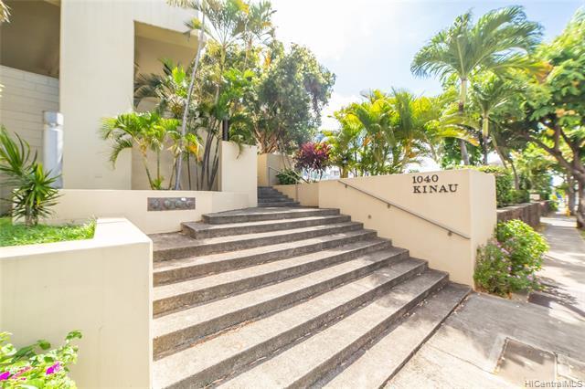 1040 Kinau Street #705, Honolulu, HI 96814 (MLS #201921192) :: Team Lally
