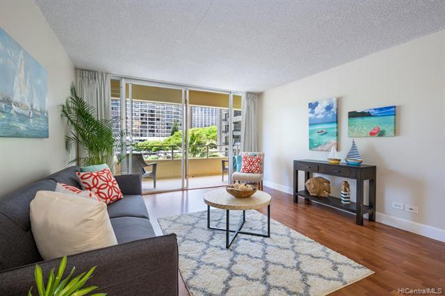 2533 Ala Wai Boulevard #401, Honolulu, HI 96815 (MLS #201921215) :: Keller Williams Honolulu