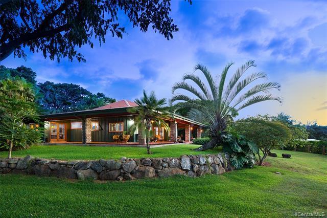 65-1140 Poamoho Street, Waialua, HI 96791 (MLS #201921619) :: Elite Pacific Properties