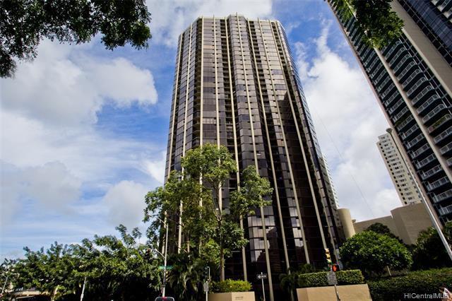 60 N Beretania Street #3209, Honolulu, HI 96817 (MLS #201921878) :: Keller Williams Honolulu