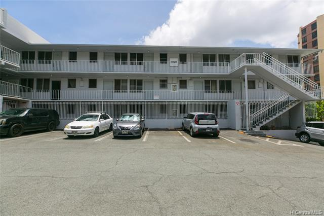 1036 Green Street #206, Honolulu, HI 96822 (MLS #201922228) :: The Ihara Team