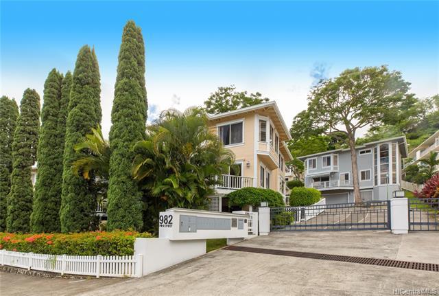 982 Prospect Street #1, Honolulu, HI 96822 (MLS #201922410) :: Barnes Hawaii
