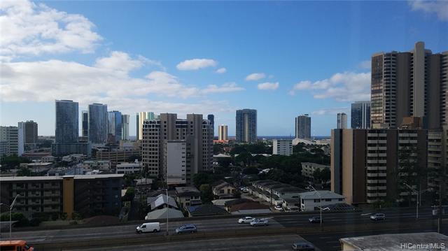 1400 Pensacola Street #1001, Honolulu, HI 96822 (MLS #201922499) :: The Ihara Team
