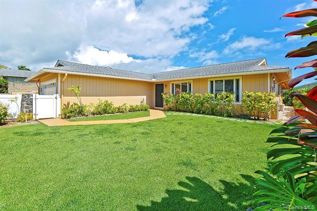 1437 Kina Street, Kailua, HI 96734 (MLS #201922574) :: Elite Pacific Properties