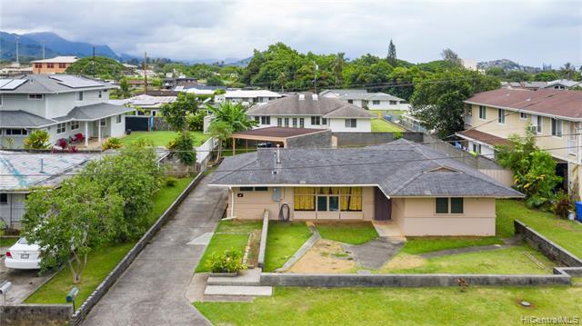45-253 Namoku Place, Kaneohe, HI 96744 (MLS #201922617) :: Team Lally