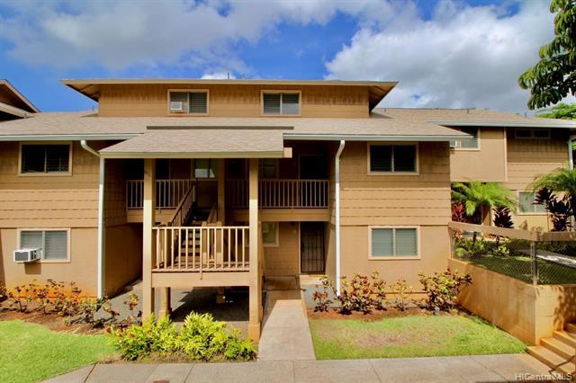 98-1369 Koaheahe Place #89, Pearl City, HI 96782 (MLS #201922762) :: Team Lally