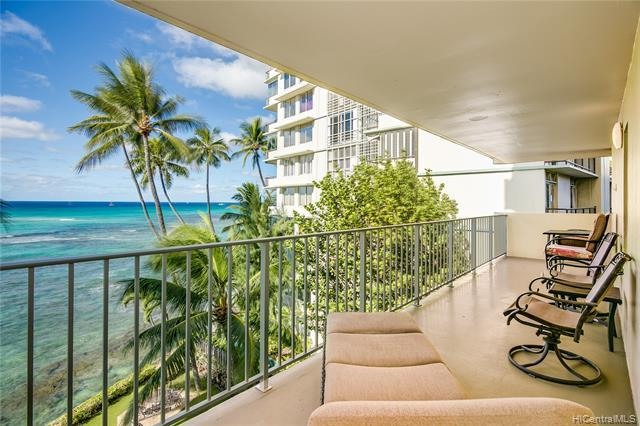 2947 Kalakaua Avenue #501, Honolulu, HI 96815 (MLS #201922775) :: Elite Pacific Properties