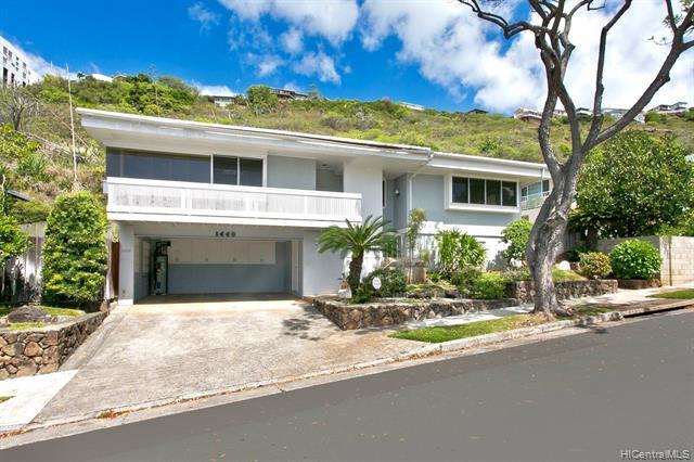 1440 Ahuawa Loop, Honolulu, HI 96816 (MLS #201922830) :: Keller Williams Honolulu