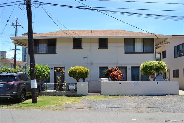 1749 Lime Street, Honolulu, HI 96826 (MLS #201922876) :: Team Lally