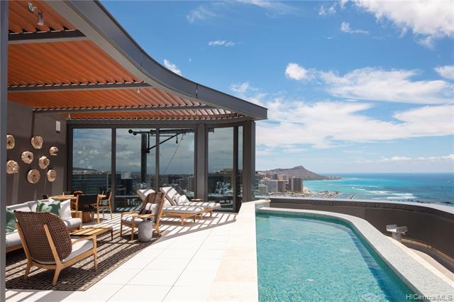 1108 Auahi Street #3800, Honolulu, HI 96814 (MLS #201922896) :: Elite Pacific Properties