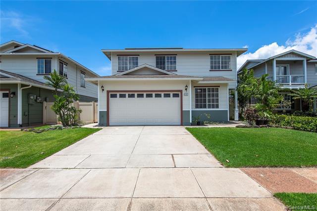 91-1522 Pukanala Street, Ewa Beach, HI 96706 (MLS #201922965) :: Keller Williams Honolulu
