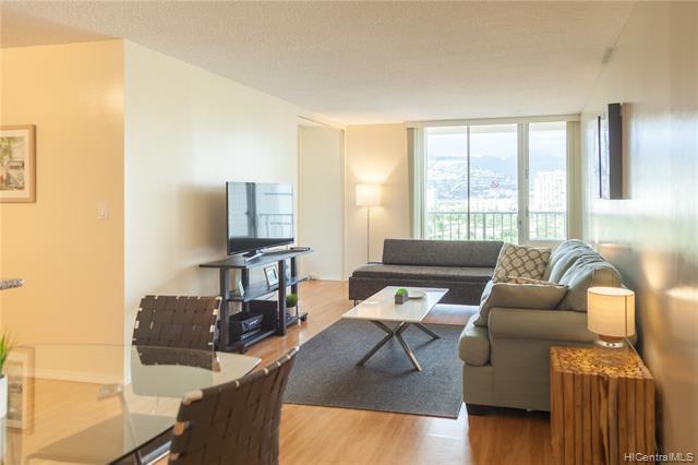 2452 Tusitala Street #1206, Honolulu, HI 96815 (MLS #201923025) :: Hardy Homes Hawaii