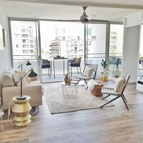 430 Kaiolu Street #801, Honolulu, HI 96815 (MLS #201923029) :: Hardy Homes Hawaii