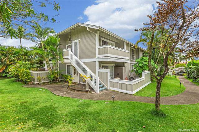 46-1063 Emepela Way 6R, Kaneohe, HI 96744 (MLS #201923099) :: Keller Williams Honolulu