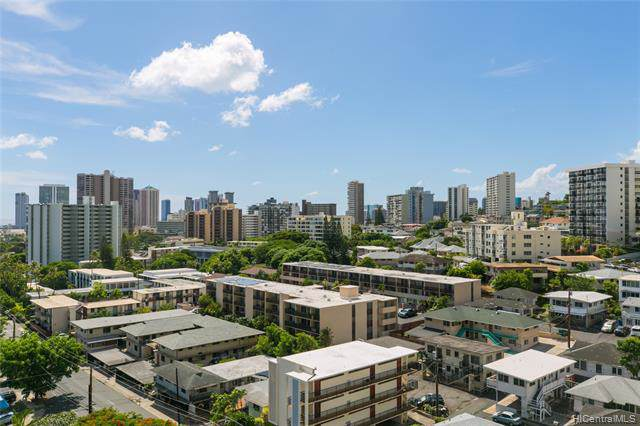 1561 Pensacola Street #1405, Honolulu, HI 96822 (MLS #201923522) :: The Ihara Team