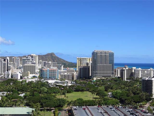 1910 Ala Moana Boulevard 28A & B, Honolulu, HI 96815 (MLS #201923691) :: Yamashita Team