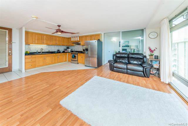 1519 Nuuanu Avenue #2240, Honolulu, HI 96817 (MLS #201924253) :: Hardy Homes Hawaii