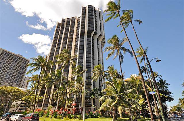 300 Wai Nani Way #1111, Honolulu, HI 96815 (MLS #201925639) :: The Ihara Team