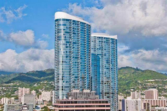 1288 Kapiolani Boulevard #906, Honolulu, HI 96814 (MLS #201925855) :: Team Lally