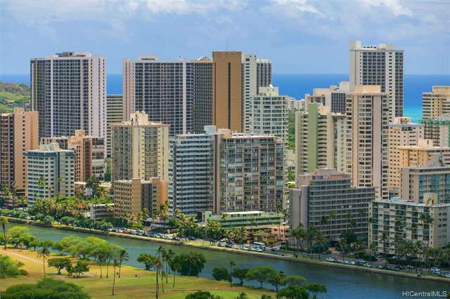 2499 Kapiolani Boulevard #3609, Honolulu, HI 96826 (MLS #201925887) :: The Ihara Team