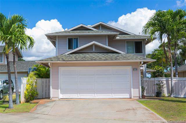 91-114 Puhikani Place, Ewa Beach, HI 96706 (MLS #201925905) :: The Ihara Team