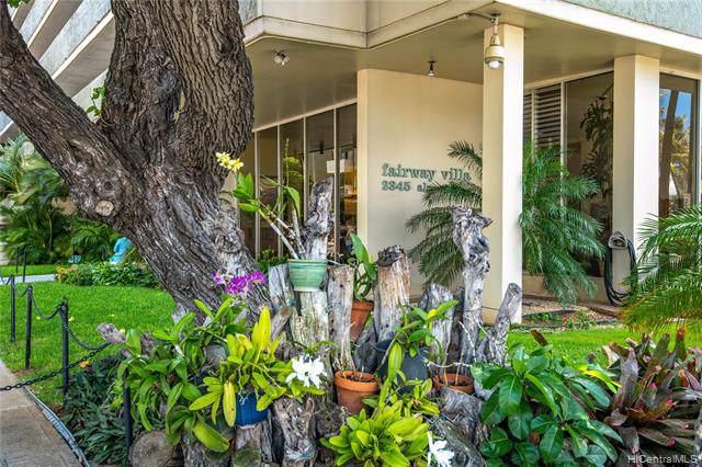 2345 Ala Wai Boulevard #1511, Honolulu, HI 96815 (MLS #201925913) :: Keller Williams Honolulu