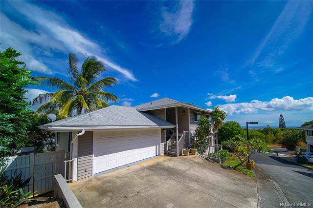2156-A Aumakua Street #21, Pearl City, HI 96782 (MLS #201925915) :: Team Lally