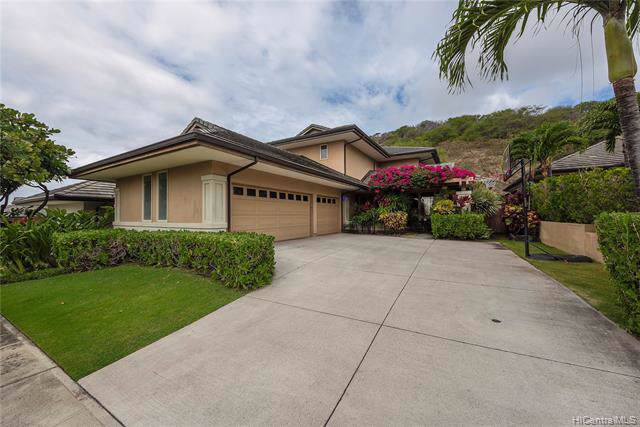 1036 Koko Uka Place, Honolulu, HI 96825 (MLS #201926034) :: The Ihara Team