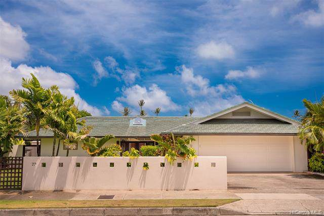 27 Niuhi Street, Honolulu, HI 96821 (MLS #201926040) :: Team Maxey Hawaii