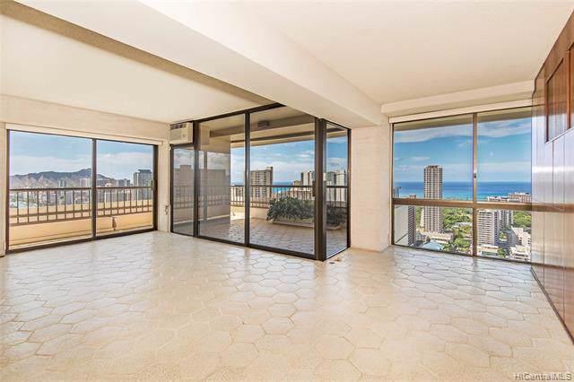 2333 Kapiolani Boulevard #3408, Honolulu, HI 96826 (MLS #201926057) :: Elite Pacific Properties